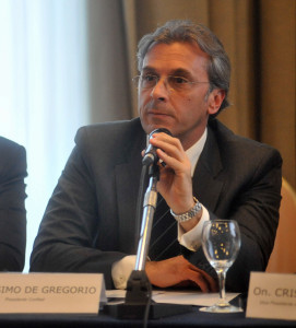 Massimo De Gregorio, Presidente Anasped