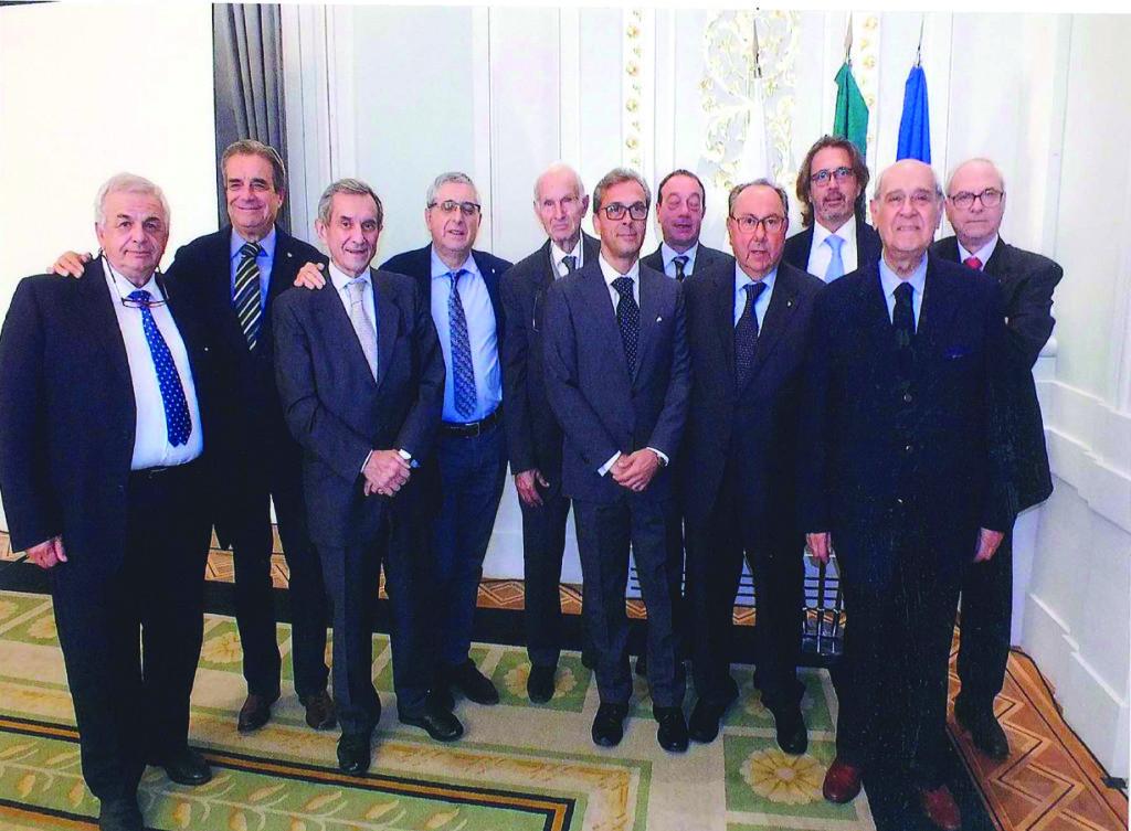 foto delegazione completa confiad